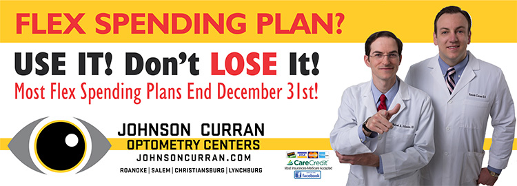 Use it! Don't lose it! Most flex spending plans end December 31st!