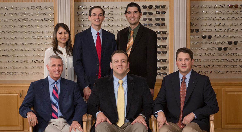 Johnson Curran Optometry Doctors